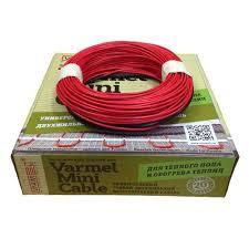 <b>Нагревательный кабель Varmel Mini</b> Cable 510-15 w/m (34м)