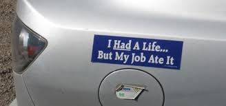 44 <b>Funny Car Bumper Stickers</b> About Work That Will Make You Laugh