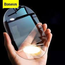 <b>Baseus</b> 2Pcs <b>Car</b> Rearview Mirror Rainproof Film <b>0.15mm</b> Clear ...