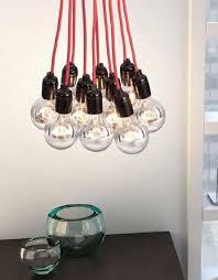 bare bulbs nimbus modern pendant light from zuo modern bare bulb lighting