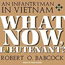 What Now, Lieutenant? Audiobook | <b>Robert O</b>. <b>Babcock</b> | Audible ...