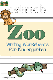 kindergarten worksheets the 5 senses writing worksheet for story zoo writing worksheets for kindergarten word writing worksheets for kindergarten worksheet full