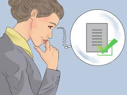 how to ask open ended questions steps pictures answer an interview question on your previous job experience