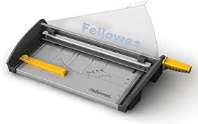 <b>Fellowes Plasma A4</b> Guillotine snijmachine; 456 x 840 x 168 mm ...