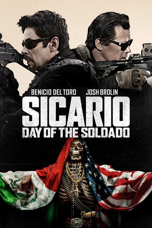 Sicario: Day of the Soldado (2021) Hindi Dubbed 720p HDRip Download