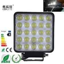 online buy whole cool works from cool works whole rs 2pcs 75w led car lights square shape cool white led work lights spot beam 25 leds