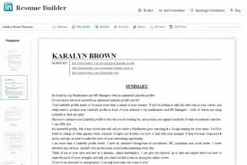 make a resume linkedin   become certified professional resume    make a resume linkedin linkedin official site here    s the resume builder in action