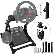 <b>Career Race Steering Wheel</b> Support for Logitech G25 G27G29 and ...