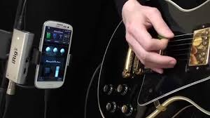 iRig UA - the first universal Android guitar processor/interface ...