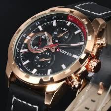 2019 <b>2016</b> CURREN <b>Quartz Watch Men Watches</b> Top Brand Luxury ...