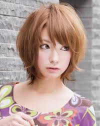 Cute Japanese Girls Hairstyle. Japanese hair are naturally jet black or deep brown with fine strands. Usually, the hair is also straight and silky. - Cute-Japanese-Girls-Hairstyle