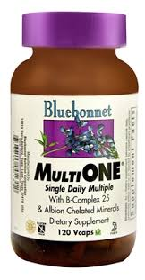<b>Multi One Single Daily</b> Multiple (With Iron) - 120 Capsules