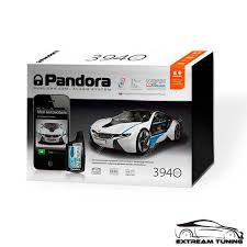 <b>Автосигнализация Pandora</b> DXL 3940