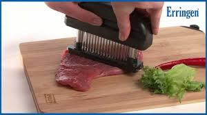 <b>Тендерайзер</b> для разрыхления <b>мяса</b> Erringen - YouTube