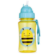 <b>Skip Hop Zoo Straw</b> Bottle Bee - <b>Поильники</b> с трубочкой ...