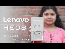 <b>Lenovo HE08 WIRELESS</b> DUAL DRIVE NECKBAND    Best Under ...