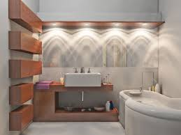 modern bathroom lighting ideas modern bathroom half pertaining to your own home modern half bathroom colors bathroom lighting ideas photos
