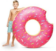 <b>Круг надувной BigMouth Strawberry</b> Donut купить в официальном ...