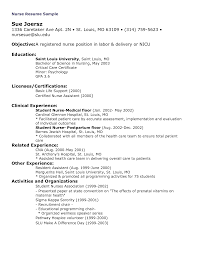 resume student nurses sample cipanewsletter licensed practical nurse resume sample latest resume letter