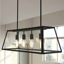 vintage pendant light industrial edison lamp american style clear glass bell shade fixture rh loft coffee antique industrial lighting fixtures