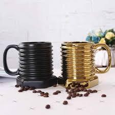 <b>1pc</b> Novelty Screw Shaped Mug <b>Coffee Milk Cappuccino</b> Tea Cup ...
