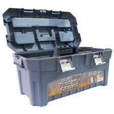 "<b>Ящик для инструментов BLOCKER</b> Grand Solid, 22.5"", 58*32*28 см"