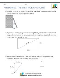 pythagoras theorem questions pythagoras theorem questions word problems 1
