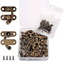 Industrial Hardware Right Latch Buckle PGMJ <b>20</b> Pieces Thickened ...