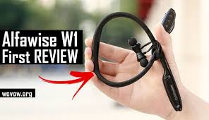 <b>Alfawise</b> W1 REVIEW: The Reason Why You NEED This Headphones!