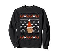 Gnome Child Ugly Christmas Sweater Long Sleeve ... - Amazon.com