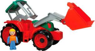 <b>Lena</b> — <b>Трактор</b>, <b>Lena</b> 4417 в магазине игрушек PLANETTOYS