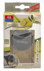 <b>Ароматизатор Dr marcus</b> eur speaker lemon - купить с доставкой ...
