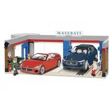 <b>Конструктор COBI</b> Гараж суперкаров <b>Maserati</b> Garage Set - COBI ...