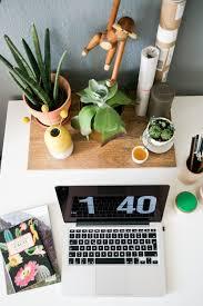 green office desk. urban jungle bloggers green home office desk