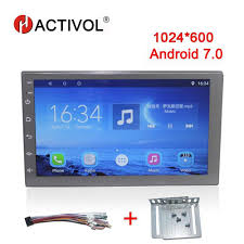 "<b>HACTIVOL 9</b>"" <b>1024*600 Quadcore</b> android 8.1 car radio for KIA ..."