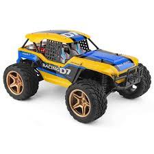 <b>Wltoys 12402 A 4WD</b> 1:12 <b>2.4G</b> RC Car Dessert Vehicle Models ...