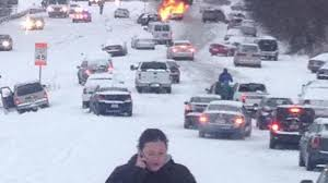 Image result for snow in the south meme