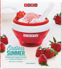 <b>Книга рецептов</b> Zoku <b>Endless</b> Summer (на английском языке)