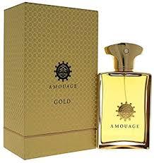 AMOUAGE Gold Man's Eau de Parfum Spray, 3.4 Fl ... - Amazon.com