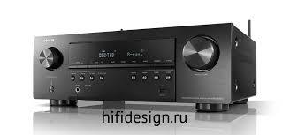 <b>AV ресивер Denon AVR</b>-<b>S650H</b> BLACK купить в Москве, цена в Hi ...