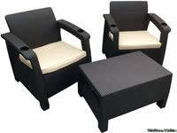 Gardeck <b>Комплект мебели</b> Yalta Balcony Set (два кресла+<b>столик</b>)