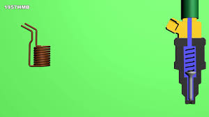 Принцип работы <b>форсунки</b> инжекторного двигателя - YouTube