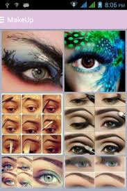ezee eye makeup step by step free android apps