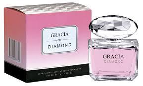 Купить <b>Туалетная вода женская</b> Gracia Diamond Дельта <b>Парфюм</b> ...