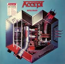 <b>Accept</b> - <b>Metal</b> Heart | Releases, Reviews, Credits | Discogs