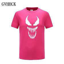 2018 Hot Sale Venom <b>Tee Shirt 3D</b> Full Print Cool <b>Marvel T Shirts</b> ...