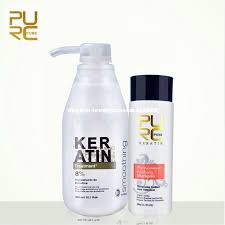 <b>PURC 8</b>% <b>Formalin Keratin</b> Brazil <b>Keratin</b> Treatment 100ml Purifying ...