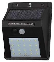 <b>ЭРА Фасадный светильник</b> на солнечной батарее <b>ERAFS064</b>-<b>04</b> ...