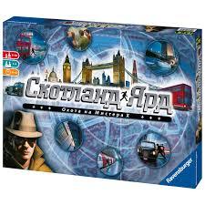 <b>Игра настольная Ravensburger Скотланд</b> Ярд 26007 - купить в ...