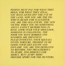 now you are the pig who is ready for slaughter jenny holzer now you are the pig who is ready for slaughter jenny holzer